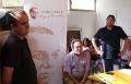 Conexión en directo con Italia en homenaje al poeta