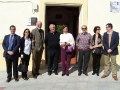 Visita a la Fundación de Expresidentes Latinoamericanos
