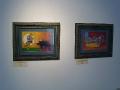 Exposición de Pepe Aledo Tauromaquia Teñida de Azul