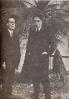 Azorín y Gabriel Miró