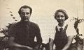 María Teresa León y Rafael Alberti