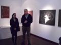 Inauguración de la exposición Miguel, Luz y Sombra