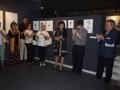 Presentación de la exposicón de Eva Ruiz en el Ateneo de Madrid